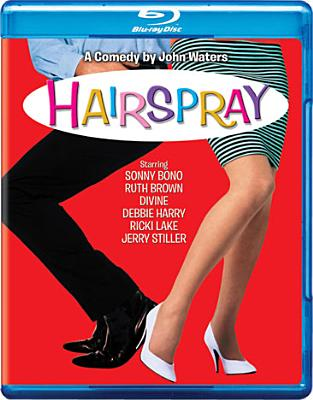 HAIRSPRAY BY BONO,SONNY (Blu-Ray)